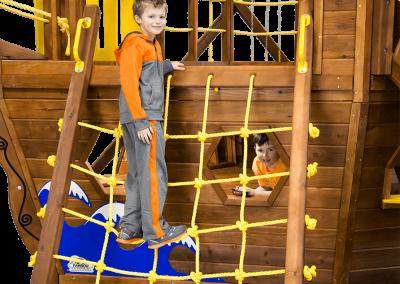 Rope-Cargo-Ladder