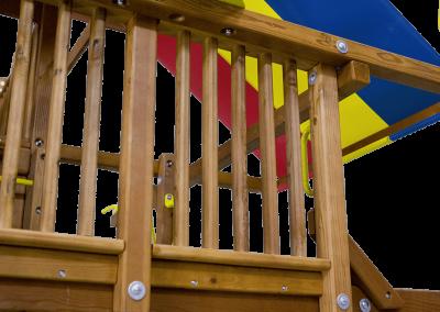 10o-Spindle-Rail