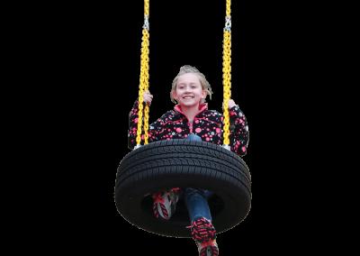 11l-4-Chain-Tire-Swing