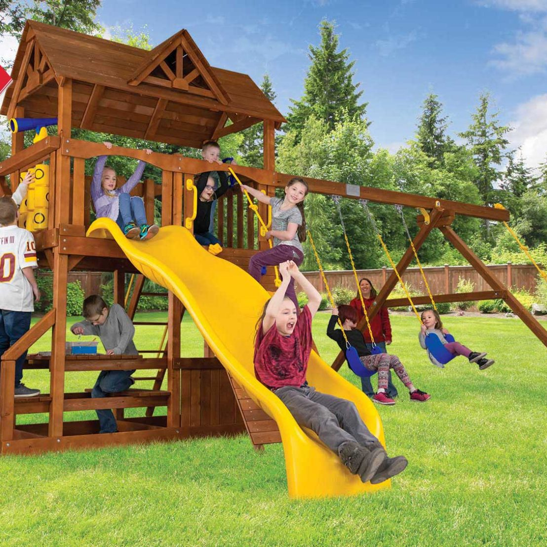 Fiesta Country Club Outdoor Playsets