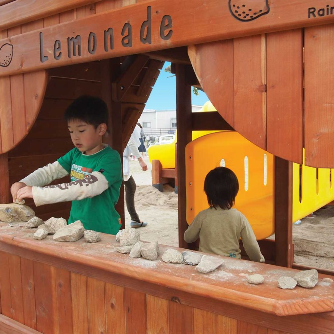 Commercial Lemonade Stand