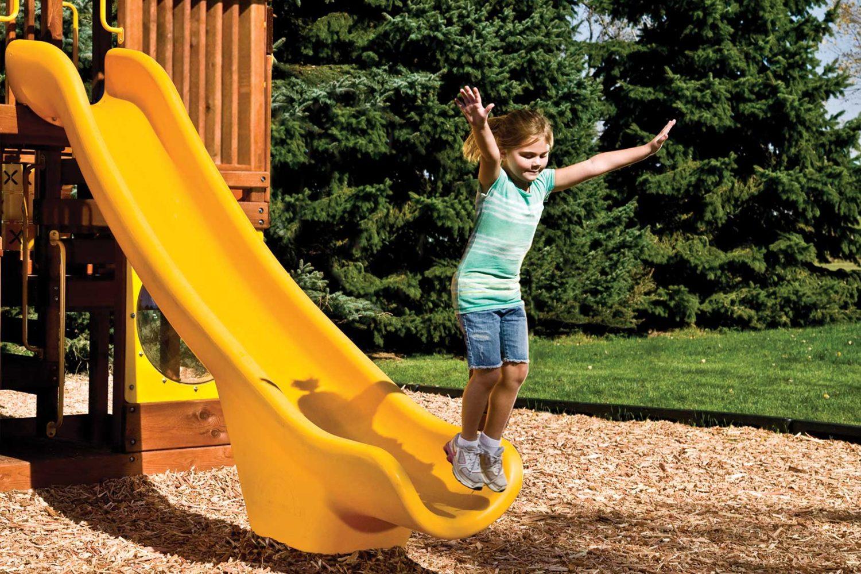 Commercial Slope Slide