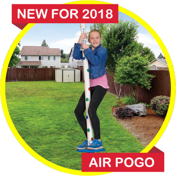 new air pogo swings for 2018
