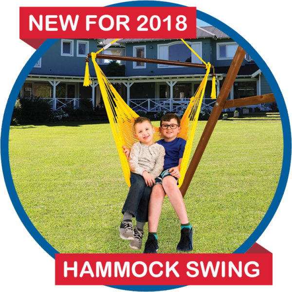 New Swing Set Swings For 2018 Rainbow Play Systems