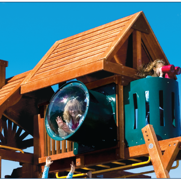 swing set clubhouse penthouse