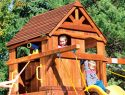 110 Club Upper Level Cabin Package Rainbow Playset Accessories