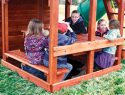 113 Club Picnic Table Rainbow Playset Accessories