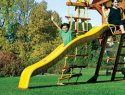 130 10ft Wave Slide Rainbow Playset Slide