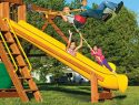 134 11ft Super Scoop Slide Rainbow Playset Slide