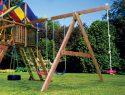 142 3 Position Swing Beam Rainbow Swing Set Accessories