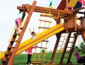 153 Monster Monkey Bars Swing Set With Monkey Bars