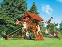 18C Rainbow Castle Pkg II Loaded with Wood Roof