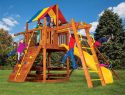 21I Fiesta Clubhouse Pkg III Swing Set