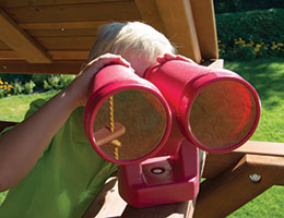 46 Binoculars Rainbow Playset Accessories