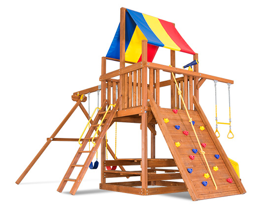 46C Sunshine Clubhouse Pkg II Popular Playset