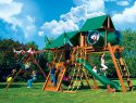 54I Rainbow Castle Pkg IV Double Bubble Swing Set