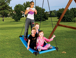 66 Sky Curve Swing Rainbow Swing Set Parts