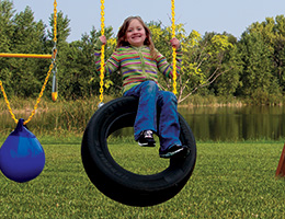 68 2 Chain Tire Swing Tire Swing