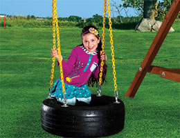 69 4 Chain Tire Swing Tire Swing