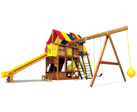 70A Monster Clubhouse Pkg V Whopper Playset