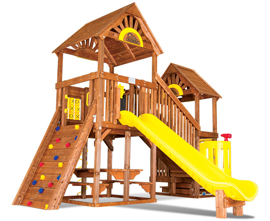 98D Rainbow Play Village Design Idea D Commercial Playground Equipment
