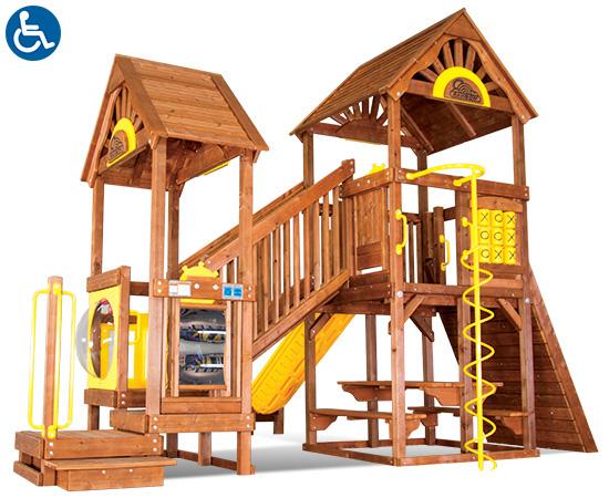 98D Rainbow Play Village Design Idea D