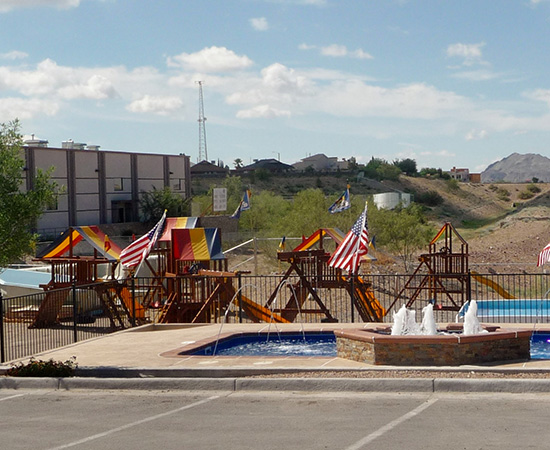 Rainbow Play Systems of El Paso Able Pool and Spa