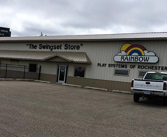 Rainbow Play Systems of Rochester, Minnesota