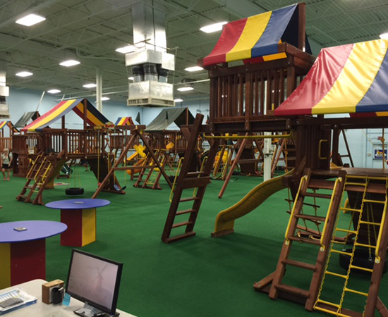 Rainbow Play Systems Superstore of Pennsylvania