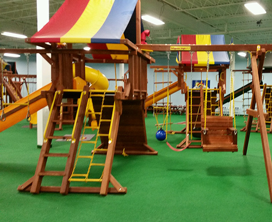 Rainbow Play Systems of Columbia Baltimore Maryland