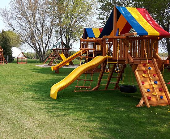 Rainbow Play Systems Ottowa Canada
