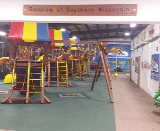 Rainbow Play Systems of Southern Wisconsin Madison