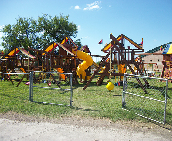 Rainbow Play Systems of McAllen Texas Valley Play Systems
