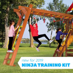 Rainbow Play Ninja Training Kit