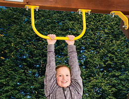 125 Stationary Chin-Up Bar