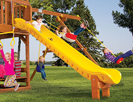 174 10_5ft Scoop Slide Slide