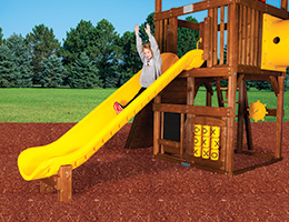 C70 Commercial 10.5ft Scoop Slide