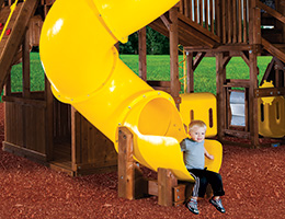 C71 Commercial 360º Spiral Slide