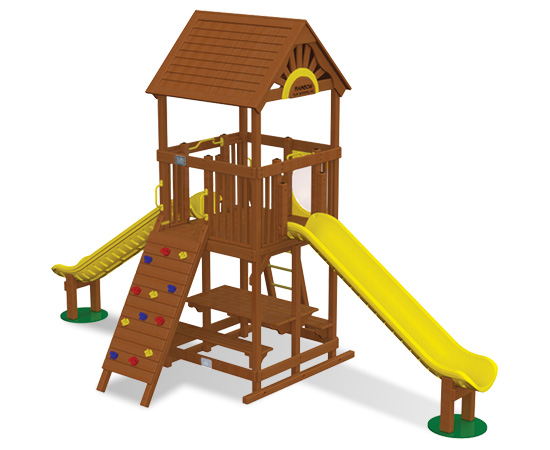Rainbow Play Village Design 102