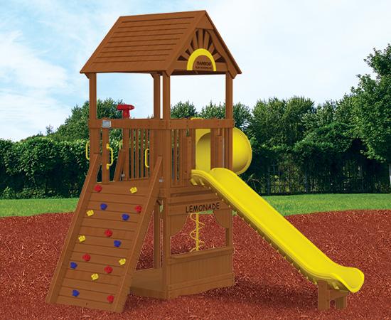 Rainbow Play Village Design 103