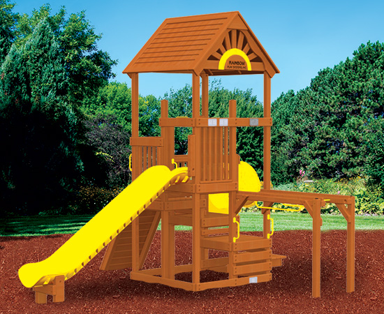 Rainbow Play Village Design 302