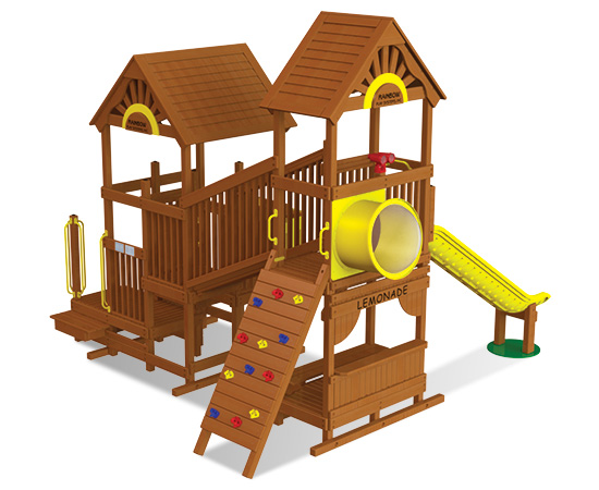 Rainbow Play Village Design 503