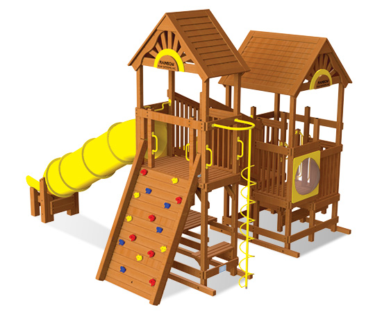 Rainbow Play Village Design 505