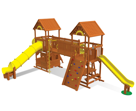 Rainbow Play Village Design 601