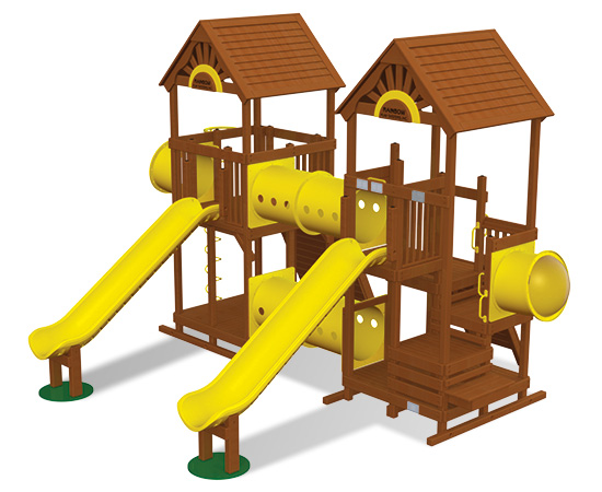 Rainbow Play Village Design 603