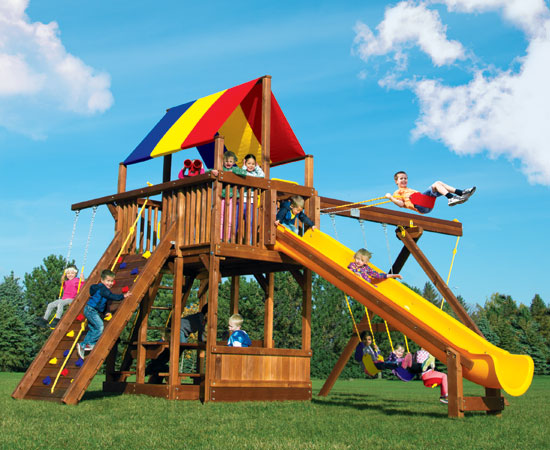 48A Monster Clubhouse Pkg II Feature Model