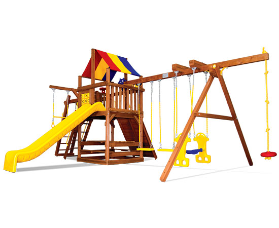 38H Circus Clubhouse Pkg III Wonderland