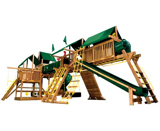 47J King Kong Double Whammy Green Machine
