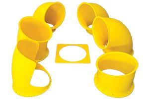 360º Spiral Slide Parts