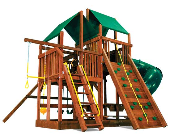 45B-King-Kong-Clubhouse-Pkg-II-with-360-Spiral-Slide-A2